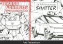 Tesla Cybertruck jako hlavní hrdina komiksu!