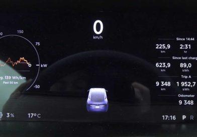 Jaký má ve skutečnosti dojezd Model S Long Range Plus?