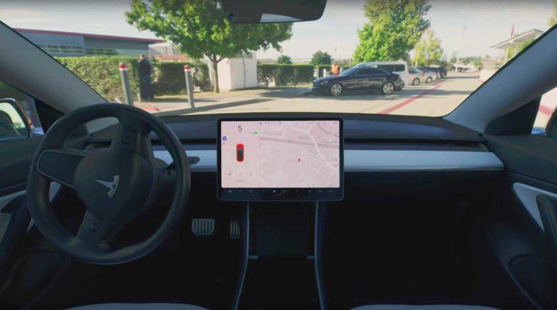 Tesla Autopilot má v Číně první místo