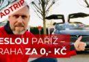 Cesta z Paříže do Prahy   Tesláček